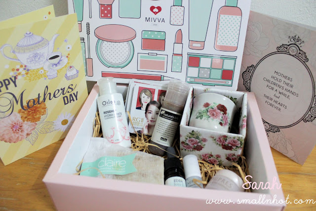 MIVVA May Beauty Box