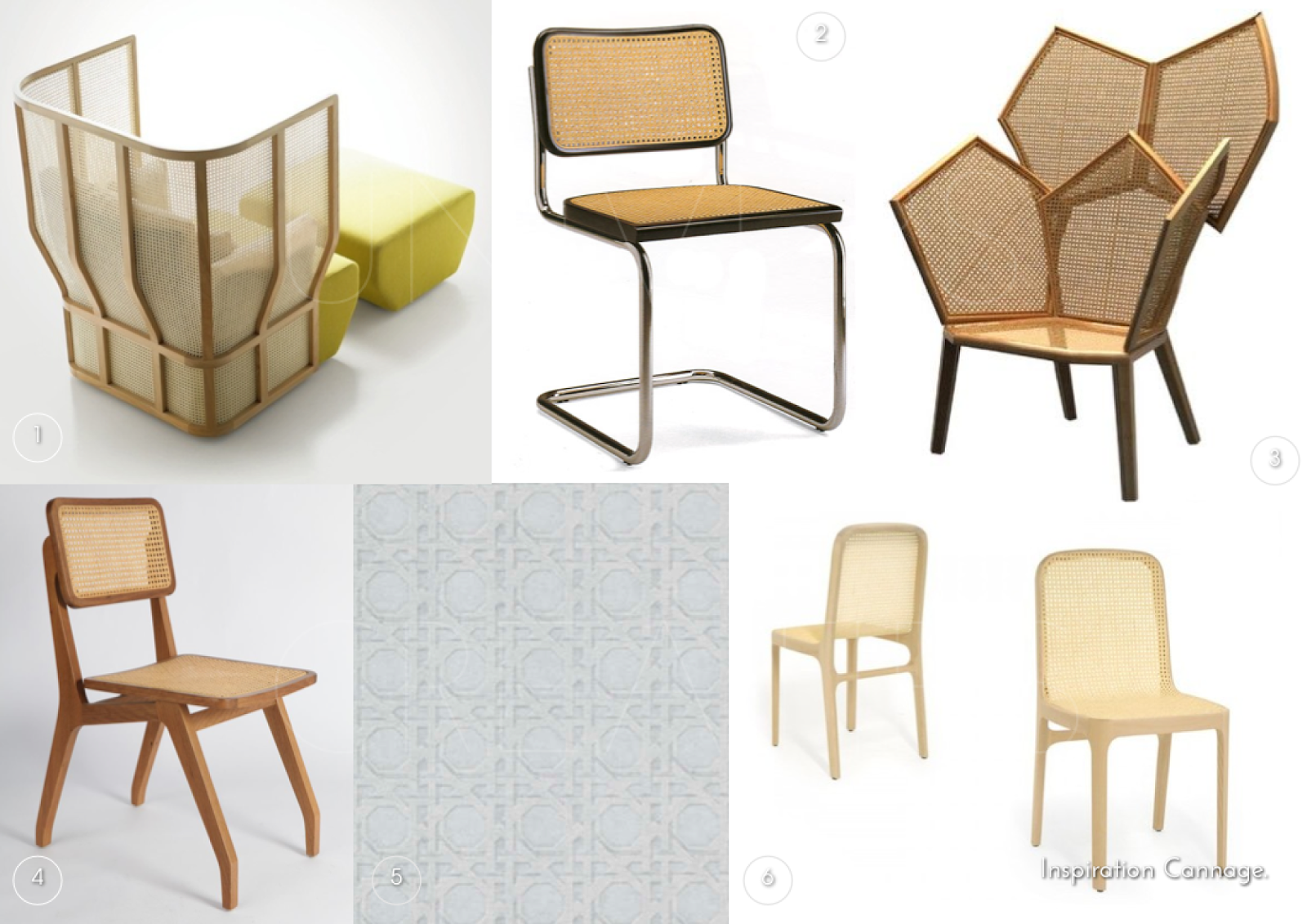 univers creatifs inspiration cannage. Black Bedroom Furniture Sets. Home Design Ideas