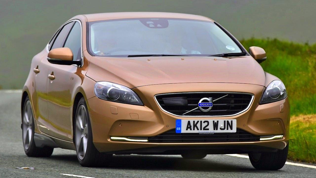2013 Volvo V40'ın Fiyatı 69.310 TL'den Başlıyor!