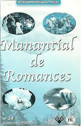 NRO 34 .MANANTIAL DE ROMANCES
