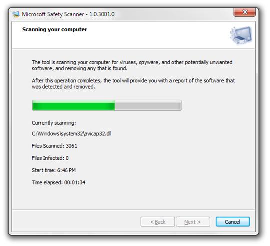 Microsoft Safety Scanner Free Download ~ Windows 10