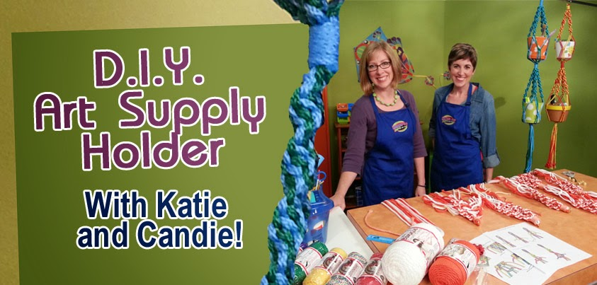 Katie and Candie of Hands On Crafts for Kids