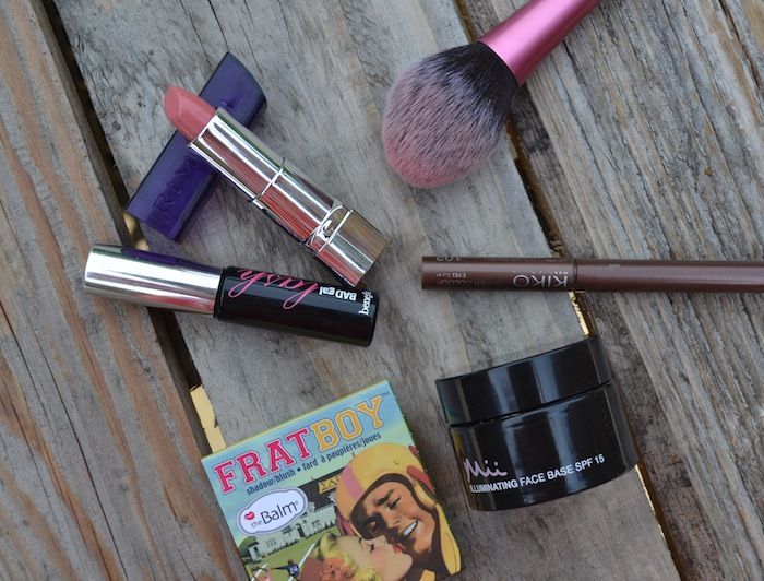 FratBoy Blusher review swatch