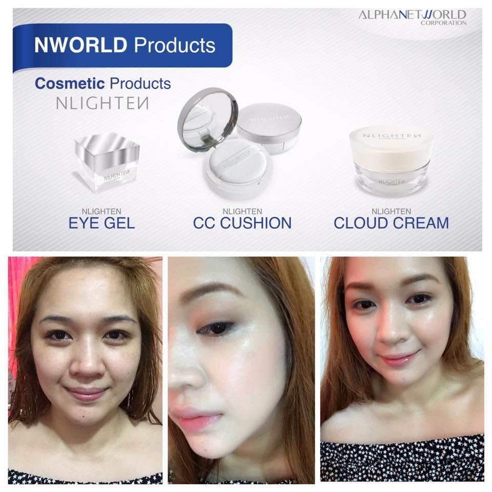 Super Effective NWORLD Sample Products