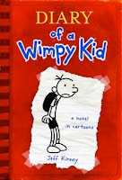 bookcover of Greg Heffley's Journal (Wimpy Kid #1)by Jeff Kinney