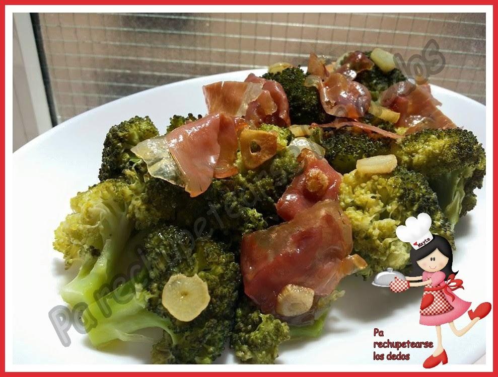 *brócoli Con Jamón Serrano (olla Gm-e Y Tradicional)