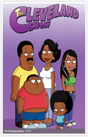 The cleveland show 3×05 S03E05 Yemen Party español online