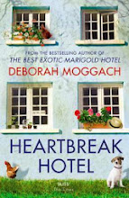 HEARTBREAK HOTEL, by DEBORAH MOGGACH