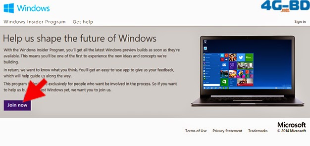Windows 10 download - join now