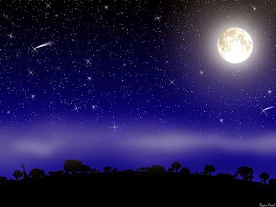 kenapa bintang berkedip? inilah penyebabnya