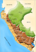 MAPA DEL PERÚ (mapa peruano)