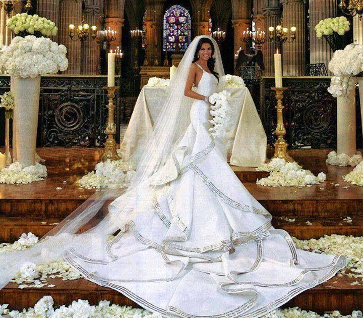 Amazing wedding dresses 2014 world business