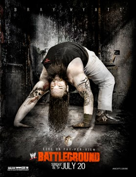 WWE Battleground 2014