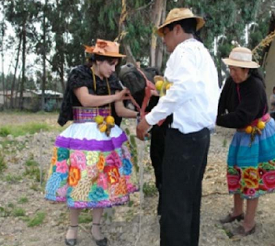 Huancayo y su Danza Santiago