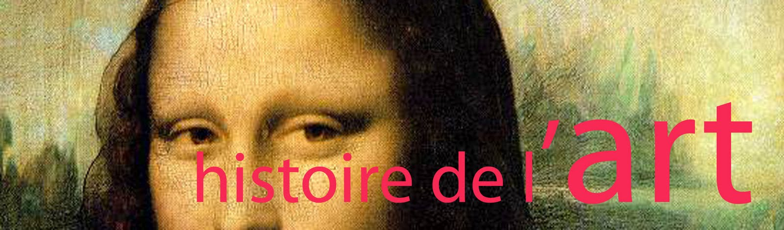 histoire des arts