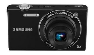 Samsung SH100 Wi-Fi enabled camera for Android smartphone announced