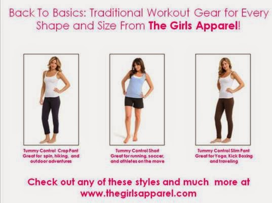 Back to Basics: The Girls Apparel