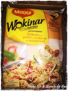 Maggi Wokinar degustabox junio 2015