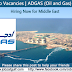 Job Vacancies | ADGAS (Oil and Gas) - UAE