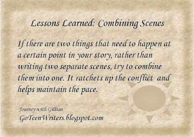 Lessons Learned: Combining Scenes