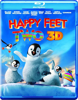 Download Happy Feet Two (2011) BluRay 720p 600MB Ganool