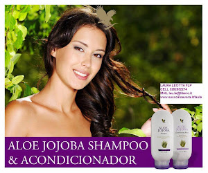 ALOE JOJOBA SHAMPOO E CONDITIONER