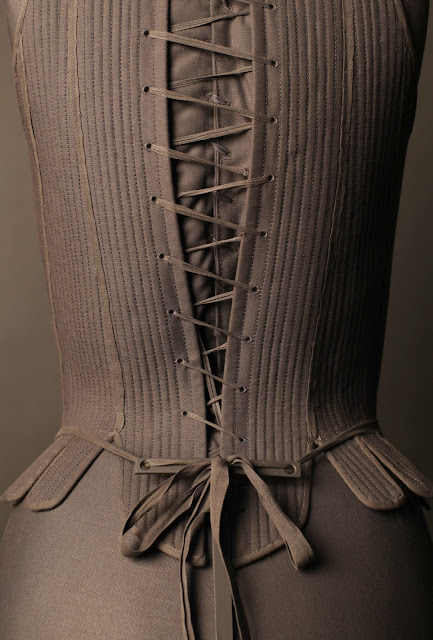 corset bust form by proportion london