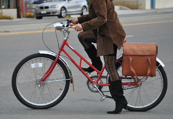Bikes For Overweight People This Worksman Newsgirl bike is