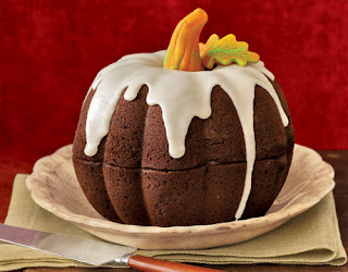 Amazing Chocolate Pumpkin Cake