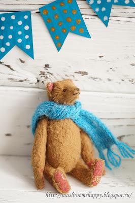 japaneese, teddy, teddy bears, scarf