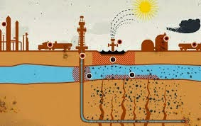 Científicos advierten que el 'fracking' causará sismos de mayor intensidad y daños ambientales