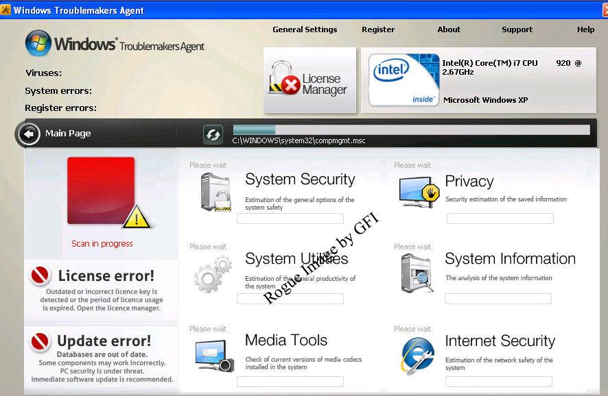 windows 10 application security blocking