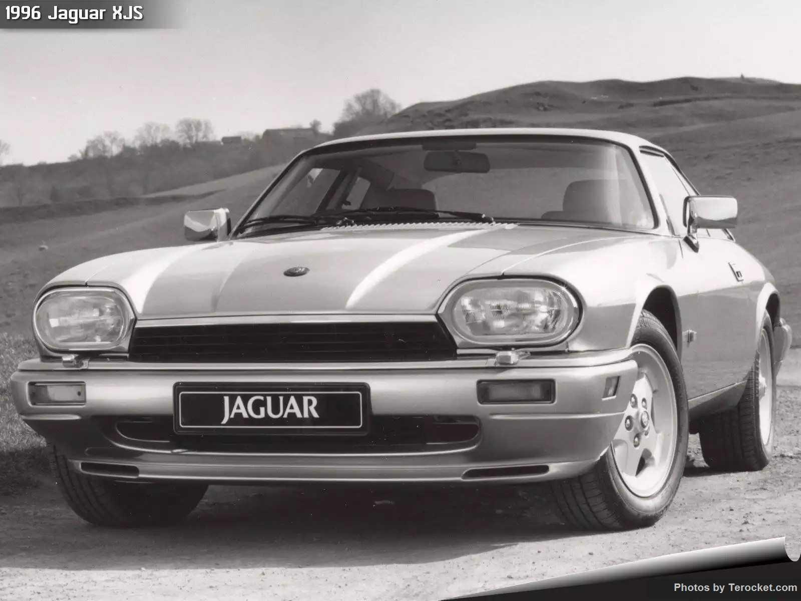 Hình ảnh xe ô tô Jaguar XJS 1996 & nội ngoại thất