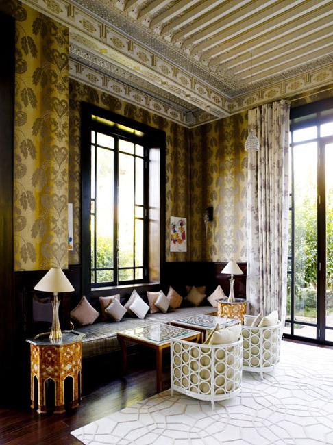 Mon amour hotel royal mansour maison de marrakech for Design hotel marrakech