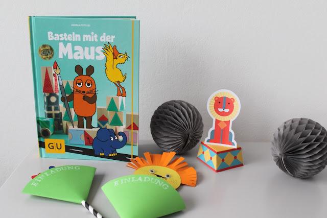 Basteln mit der Maus Buchempfehlung