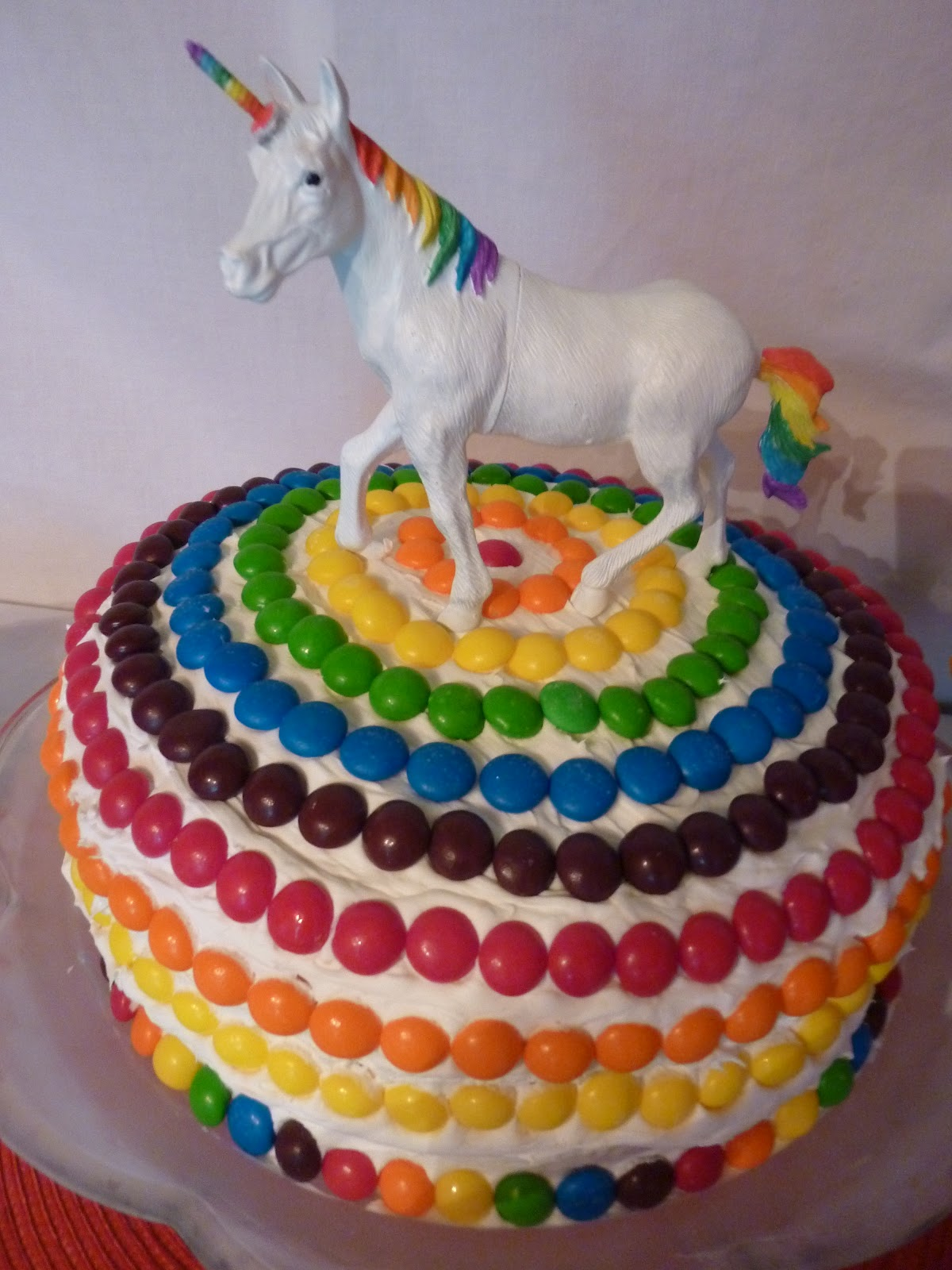 Une Autre M 232 Re Millie S Rainbow Unicorn Party