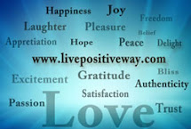 Live Positive way Logo