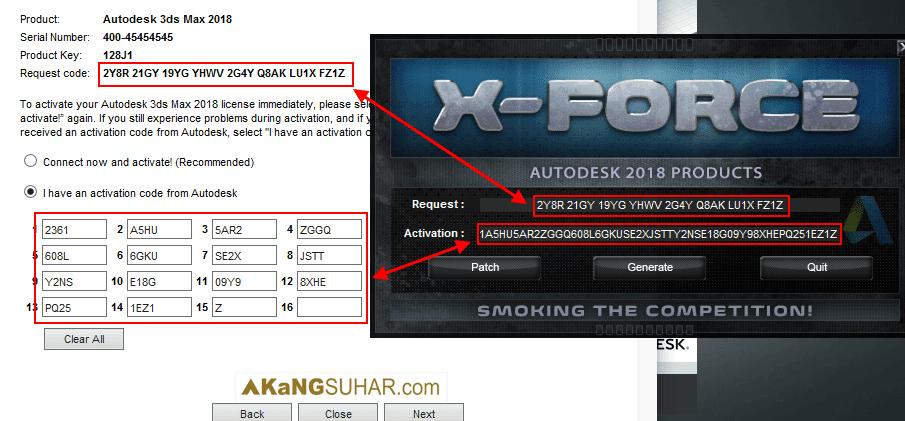 xforce keygen civil 3d 2018