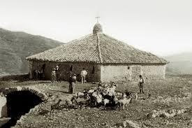 La Cava Arquejada D´Agres a principis del segle XX