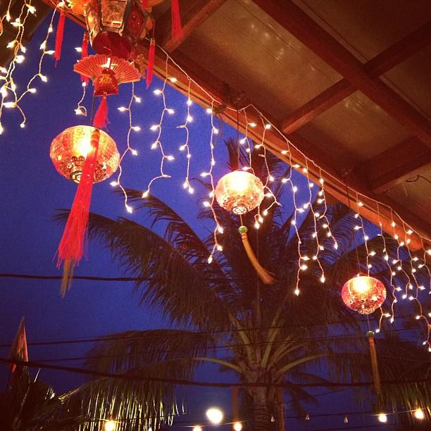 orkid ria seafood restaurant, pentai cenang, langkawi, malaysia