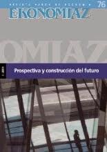 Prospectiva y Construcción del Futuro (Revista Ekonomiaz)