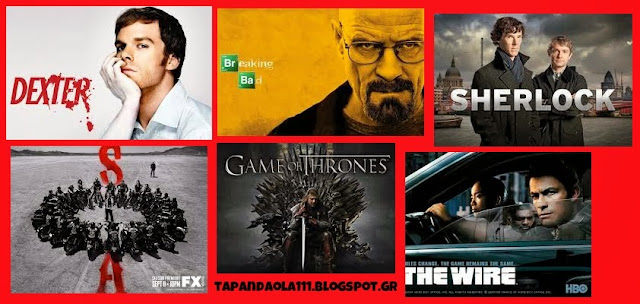 dexter, breaking bad, game of thrones, sons of anarchy, the wire, sherlock, tv shows, poll, results