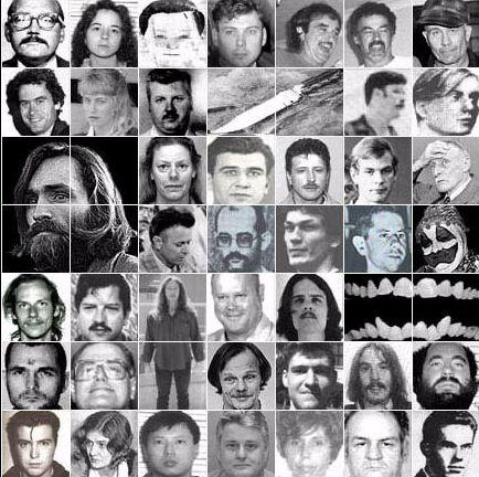 serial  killers list