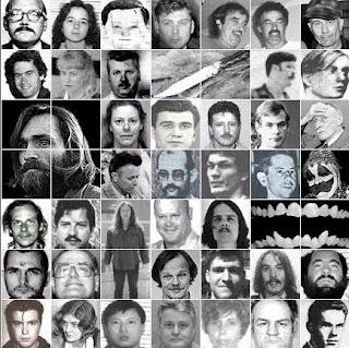 Serial Killers social disorder
