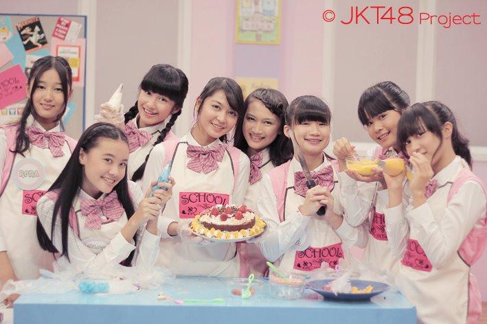 JKT48 School edisi memasak