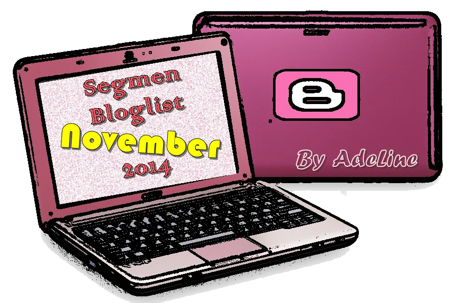 Segmen Bloglist Nov14 By AdeLine'