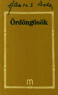Hamvas Béla, Ördöngösök, könyv, Medio Kiadó, Palkovics Tibor, regény,