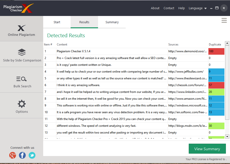 plagiarism checker software free download for windows 10 with crack