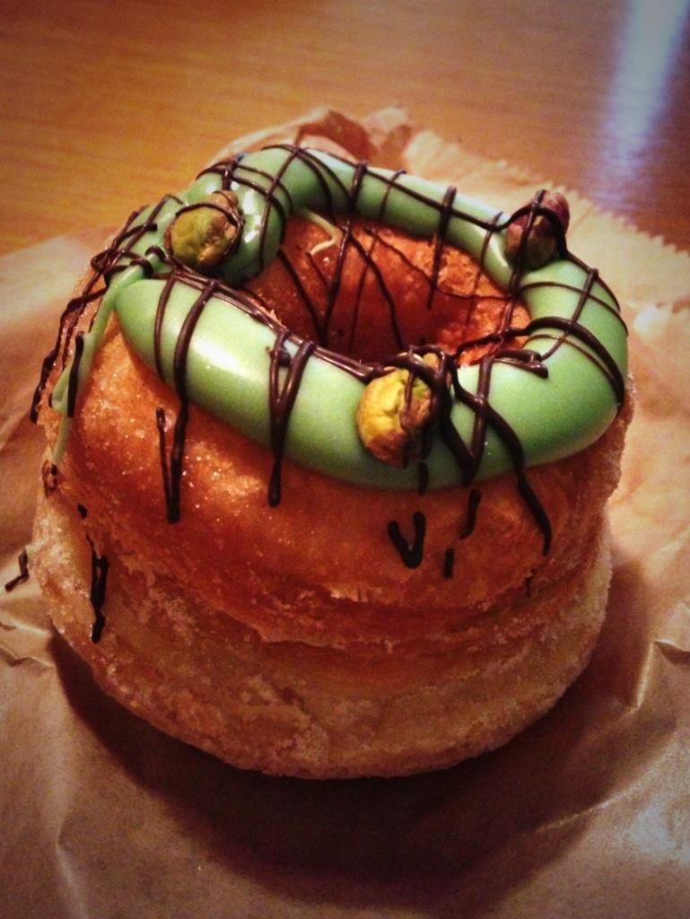 Pistachio Cronut, Jenny's Bakery