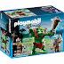 Playmobil ya no es lo que era: Troll con enanos